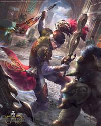 Mobius Final Fantasy ::Bard::