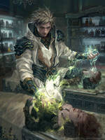 LotC:: Havart the Healer by Dopaprime