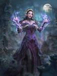 MTG: Liliana, the Necromancer
