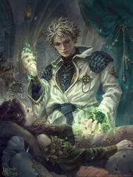 LotC:: Havart, the Healer by Dopaprime
