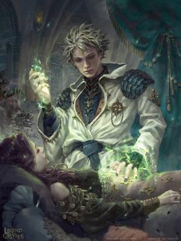 LotC:: Havart, the Healer