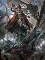 ::LotC:: Master Pirate Juan_Advance Ver by Dopaprime