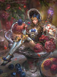 :LotC: Candy Kingdom Princess by Dopaprime