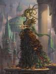 MTG: Vraska, Golgari Queen