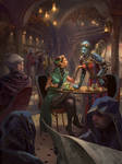 DnD: Inside the Cafe