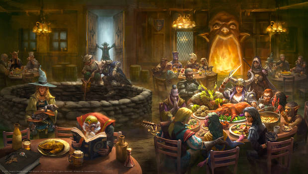 Feast at Yawning Portal