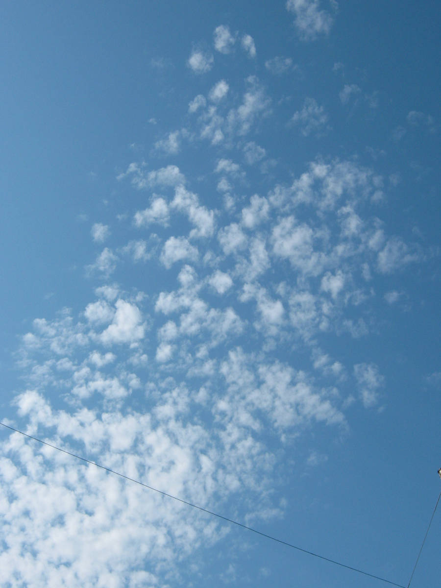Hot clouds, 1 by Cericonversion