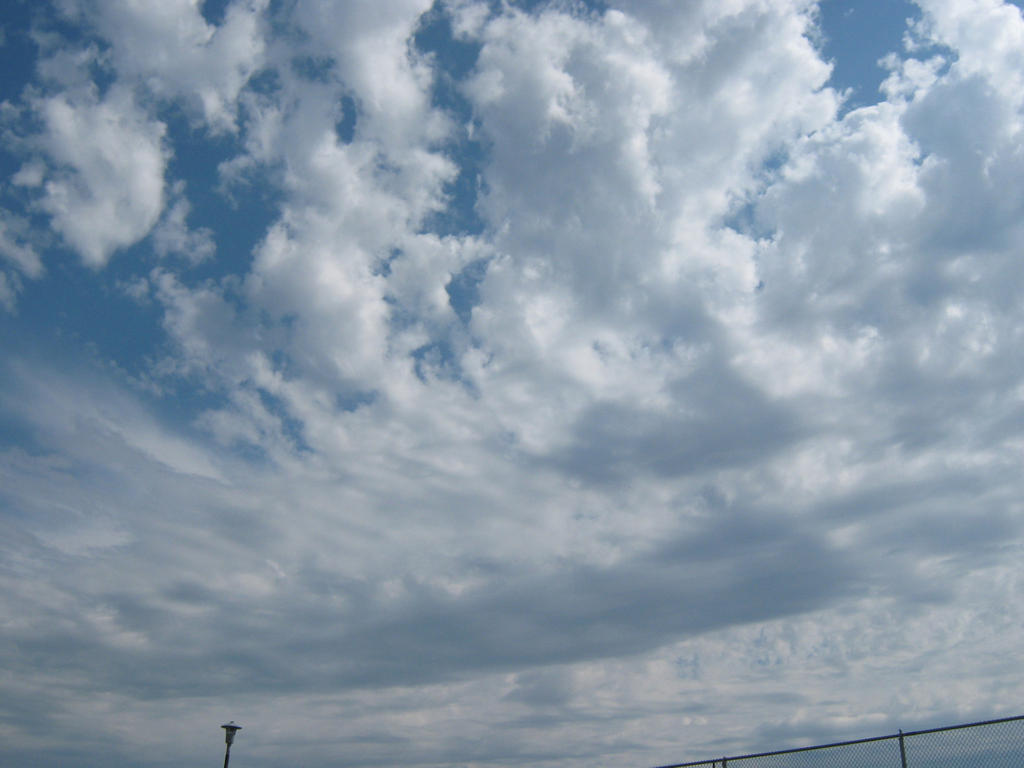 Hot clouds, 4 by Cericonversion