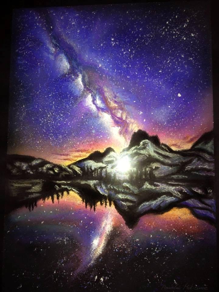 Milky Way by 24Pamela