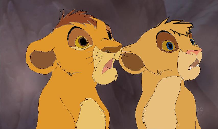 kopa and vitani woohhh...