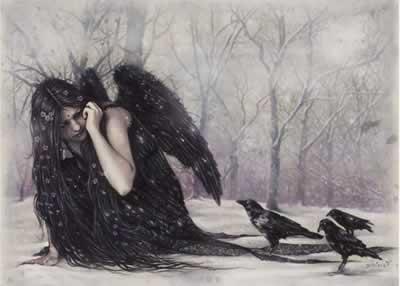 Victoria Frances-Death by Yunka16 on DeviantArt