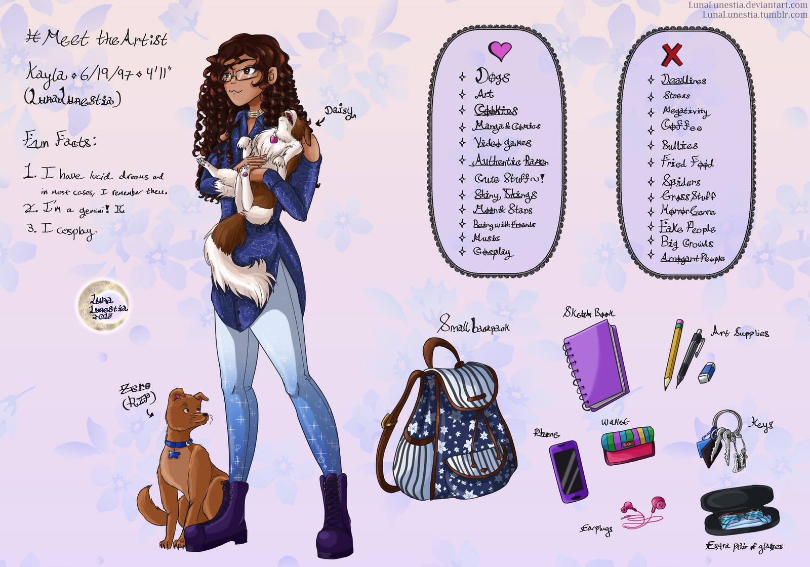 LunaLunestia's Profile Picture
