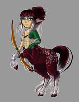 Centaur Archer: Ezio