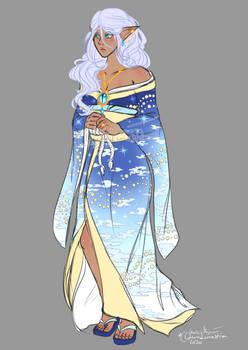 Lionheart Six: Regina Stella (Elf Form)