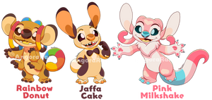 Experiment Adopts: Sweets auction [Closed]