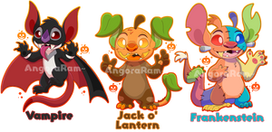 Experiment Halloween adopts auction [CLOSED]