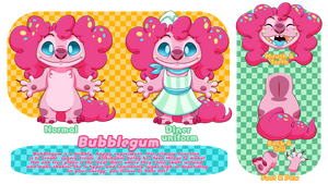 [OC] Bubblegum