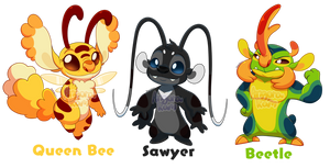 February experiment adopt auction :CLOSED: