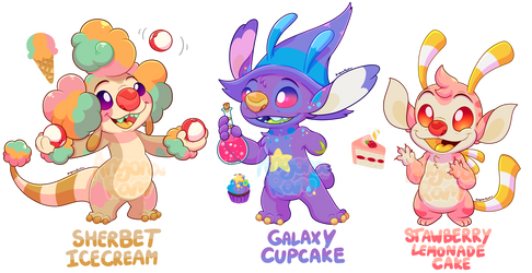 Sweet Experiment Adopt Auction :OPEN: