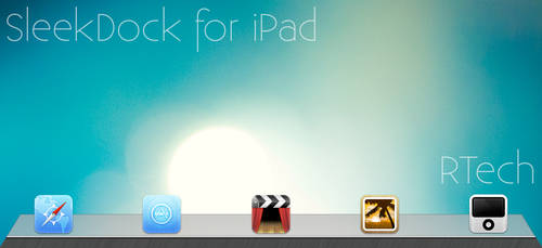 SleekDock For iPad