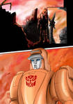 Transformers Wheelie