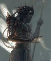 Hel by Aldariia