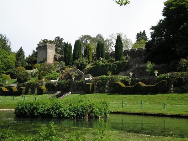 Wales garden by treadstone01