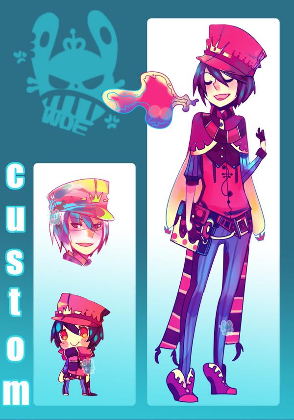 Custom: Vaniraa by WoeAdopts