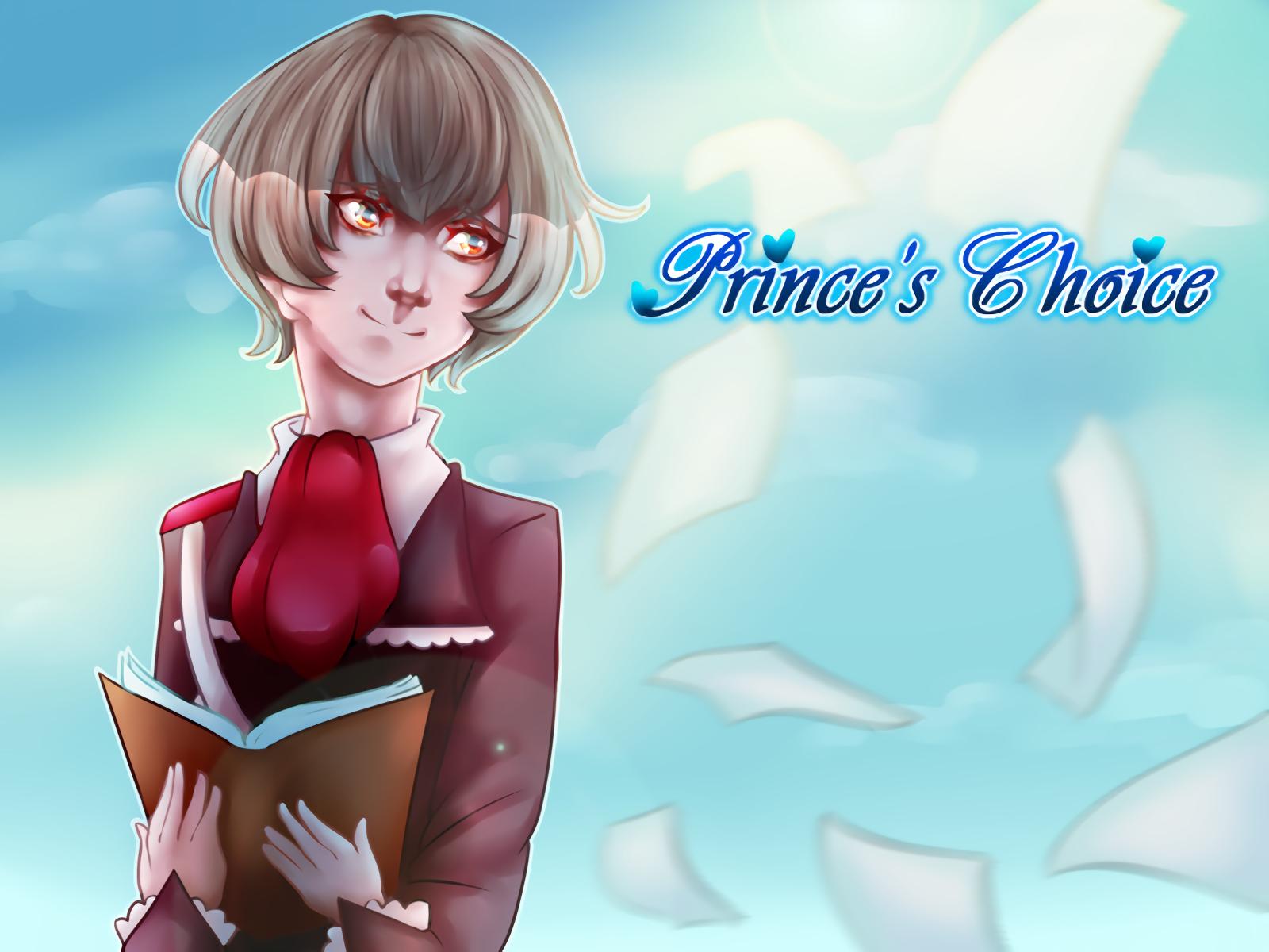 Prince's Choice [Otome Game DEMO] by MikomiKisomi
