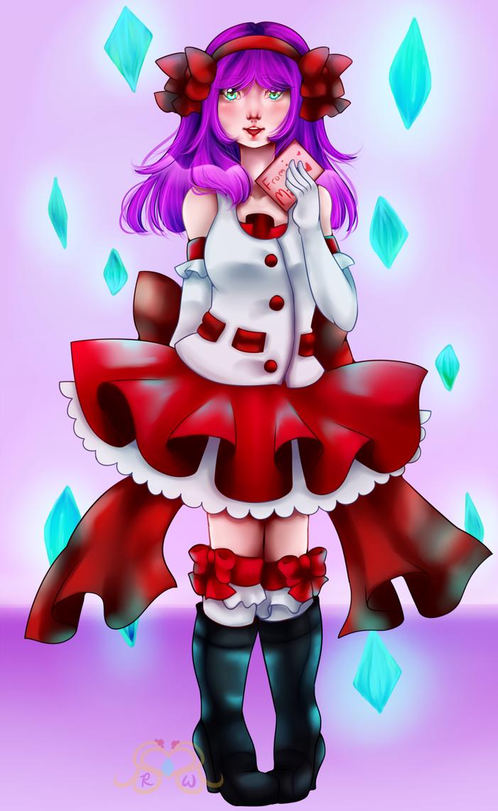 Mikomi's Valentine by MikomiKisomi