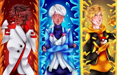 Which Team? by MikomiKisomi