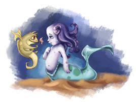 Sea strangers by RosieVangelova