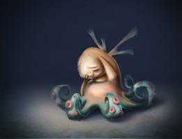 Rabboctopus by RosieVangelova