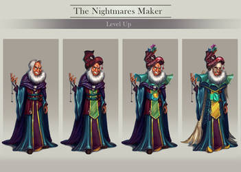 The Nightmare Maker 3 by RosieVangelova