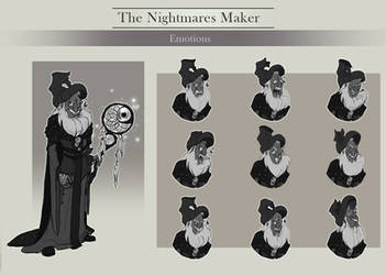 The Nightmare Maker 4 by RosieVangelova