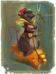 Rat Warrior