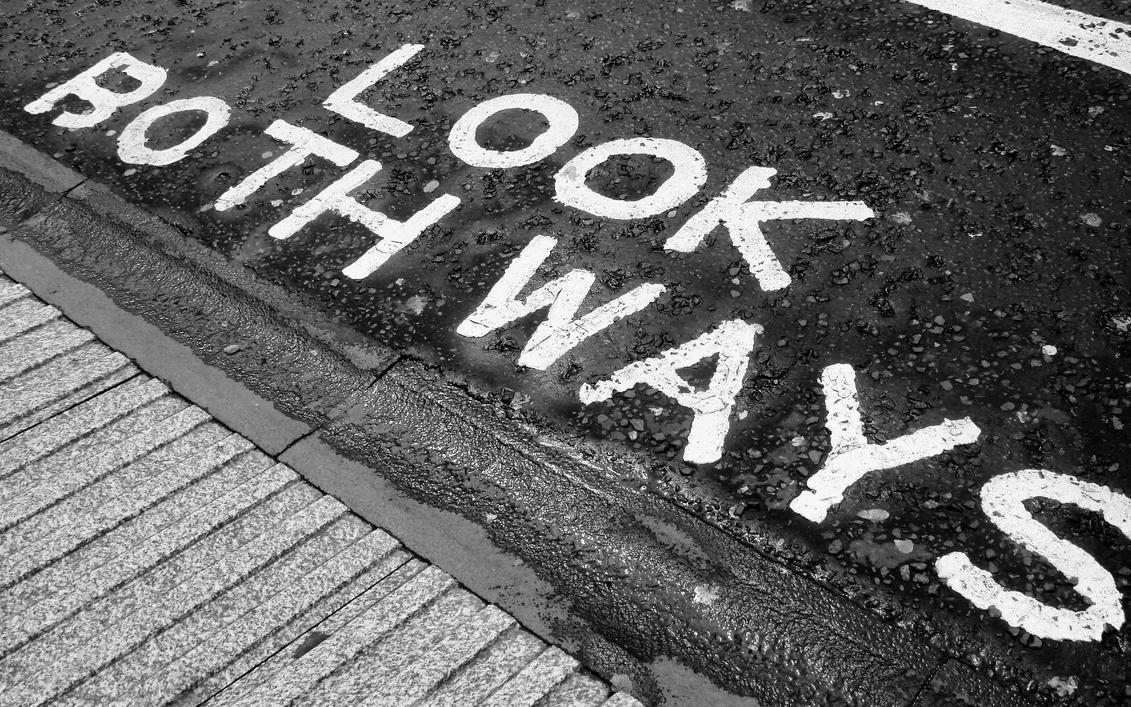 Essay on look both ways