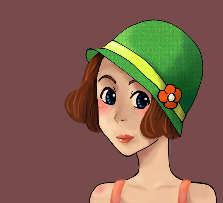 hat by silent-ebb