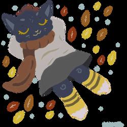 Autumn Mae by sadauthor