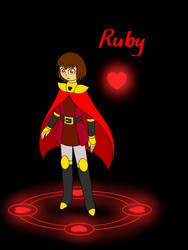 The Red Magician (Ruby)