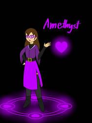 The Purple Magician (Amethyst)