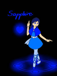 The Blue Magician (Sapphire)
