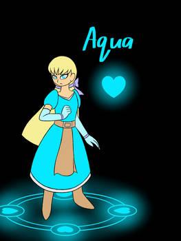 The Cyan Magician (Aquamarine)