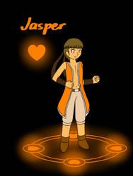 The Orange Magician (Jasper)