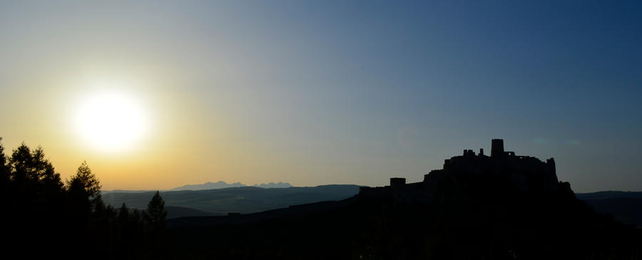 Spissky hrad II by Jaldithas