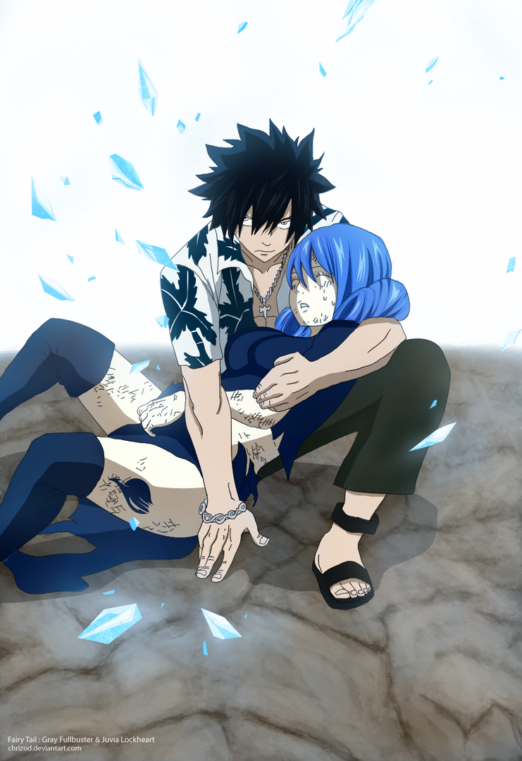 Fairy Tail   Gray and ...