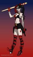 Harley Quinn  (my version)