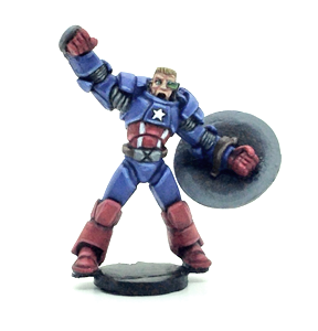 Project Victory: Dreadball MVP by burbidge