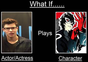 What if Shawn Mendes Plays Akira Kurusu