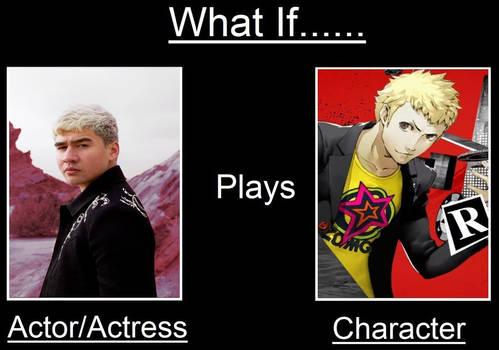 What if Calum Hood plays Ryuji Sakamoto